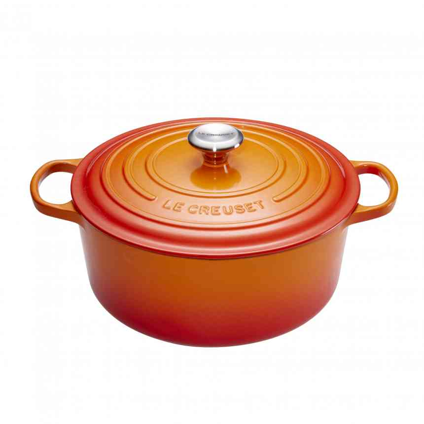 CACEROLA RED.18CM VOLCANICO LE CREUSET