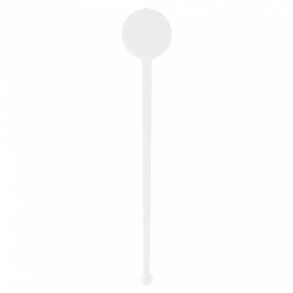 AGITADOR WHISKY INGLES (100U) BCO 17.5CM
