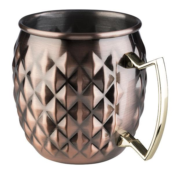 JARRA MOSCOW MULE INOX COLOR COBRE MATE