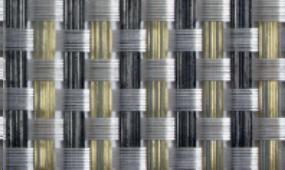 MANTEL IND. PVC COBRE-PLATA-DORADO