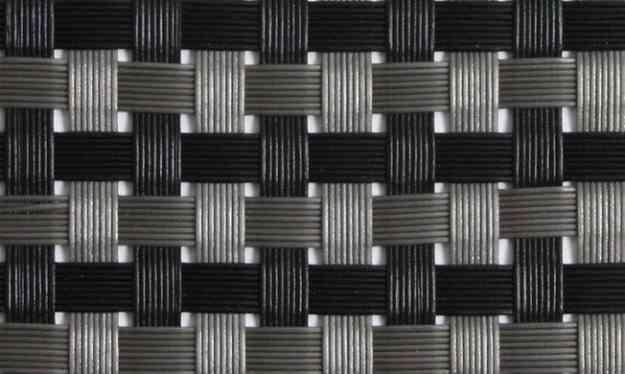 MANTEL IND.45X33CM PVC GRIS-NEGRO TRITON