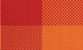MANTEL IND. 45X33CM PVC ROJO HADES
