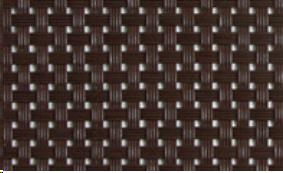 MANTEL IND. 45X33CM PVC MARRON HADES