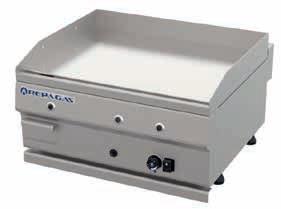 PLANCHA GAS PG-650/CD CROMO DURO REPAGAS