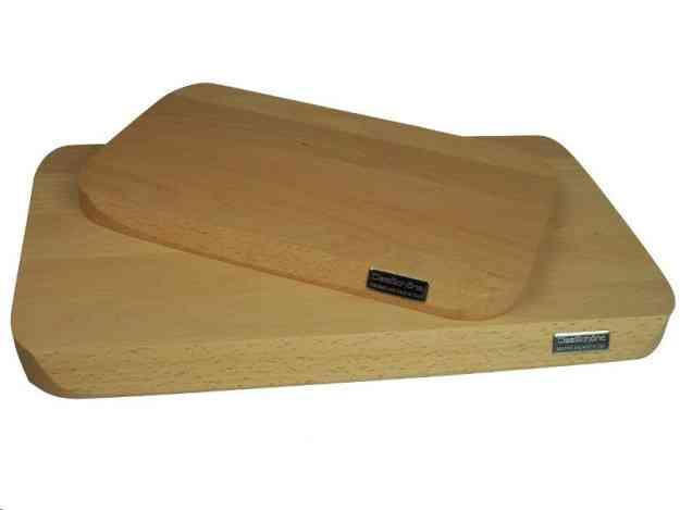 TABLA MADERA HAYA 40X25X2.5CM GRANDE