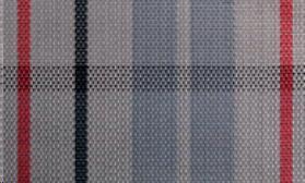 MANTEL IND. 45X33CM PVC GRIS RAYAS