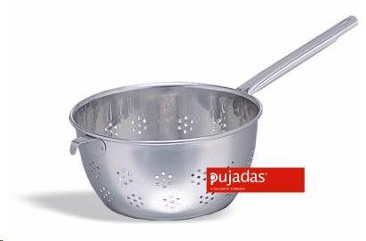 COLADOR 20CM INOX PUJADAS