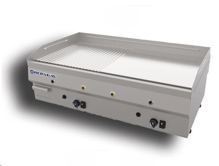 PLANCHA GAS PG-950/CDLR CROMO DURO